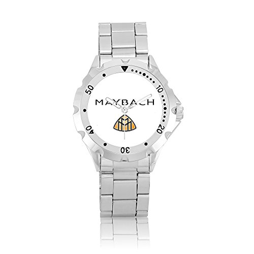 zoomeveryday-maybach-rotating-bezel-stainless-steel-wrist-watch-white