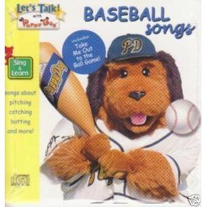 Let's Talk! with Puppy Dog: Baseball Songs