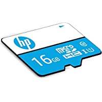 HP 16GB Class 10 MicroSD Memory Card (U1 TF Card 16GB)