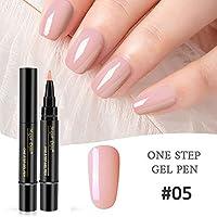 Major Dijit One Step Nail Gel Polish Nail Brush Pen Do Not Need Base Top Coat LED UV Lamp Gel Lacquer Nail Art