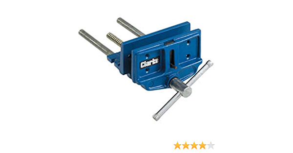 180mm Woodworking Vice 6501820 Clarke WV7-7