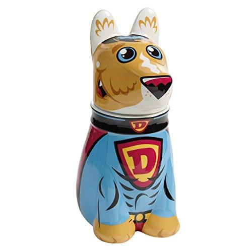 hu.futterzu/  Scorri sopra l'immagine per ingrandirla Ritzenhoff Contenitore per Cibo per Cani, Design Primavera 2014, Auge (Super Dog), 3130002