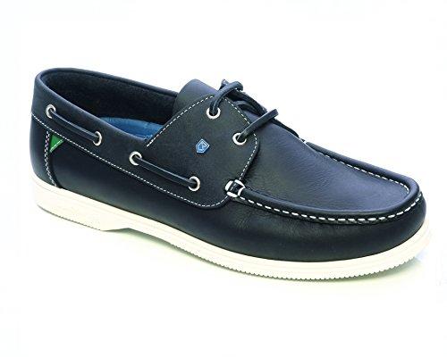 Dubarry Admirals 333102 Brown Leather Bleu Navy