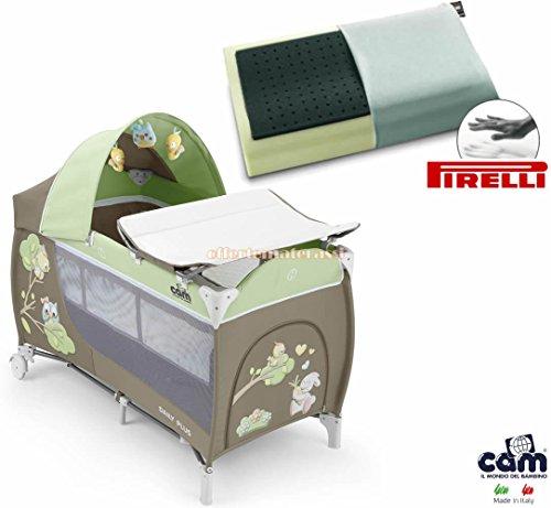 bed-cam-daily-plus-owl-grey-child-baby-pirelli-pe11-cushion-memory