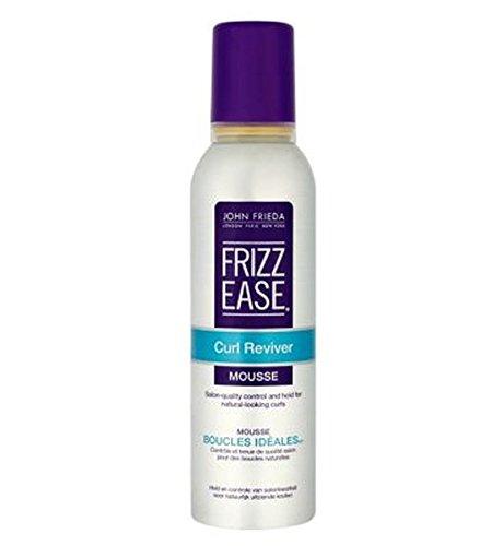 John Frieda Frizz-Ease Curl Reviver Mousse 200ml–Envase