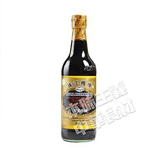 Sojasoße Pilzgeschmack natürlich gebraut, dunkel - PRB - 500ml