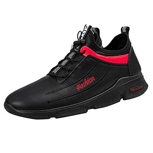 Calzado Casual Moda Hombres Zapatos cómodos Zapatillas