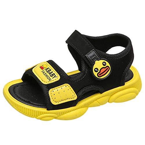 äugling Junge Mädchen weiche Sohle Kleinkind Schuhe Sneak,Kinder Säugling Kinder Baby Jungen Nette Mädchen Cartoon Ente Strand Sport Sandalen Schuhe ()