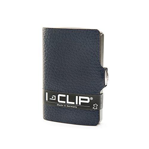 I-CLIP Cartera Delgada Tarjetero Pequeño para Tarjetas de Crédito y Billetes (asequible en 7 Modelos)