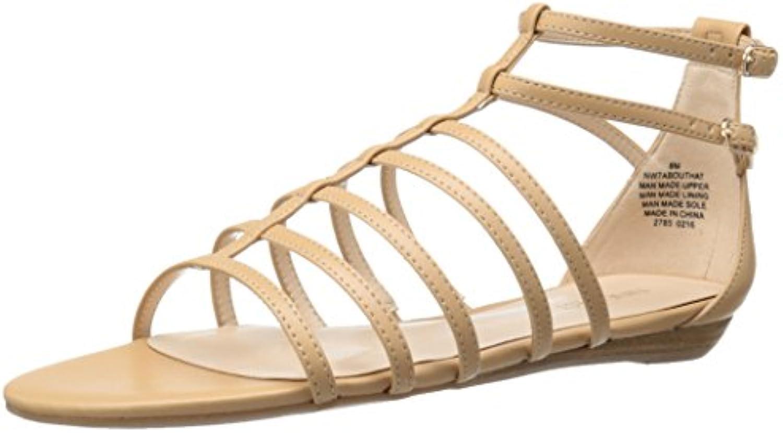 Donna   Uomo Nine West Aboutthat Sintetico Dress Dress Dress Sandal Alta sicurezza una grande varietà Nuovo design diversificato | Conosciuto per la sua bellissima qualità  482063