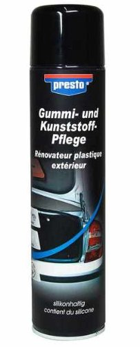 S.B.J - Sportland Gummi & Kunststoff Pflege Spray 600 ml