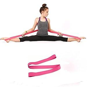 Ssguer9, elastisches Ballettband für Tänzer, Gymnastik, Flexibilitätstraining, verschiedene Tänze