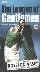 The League Of Gentlemen - The Entire First Series [VHS] [1999]