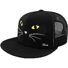 Gorra Vans – Lawn Party Trucker Black Cat negro a0e1f5556b9