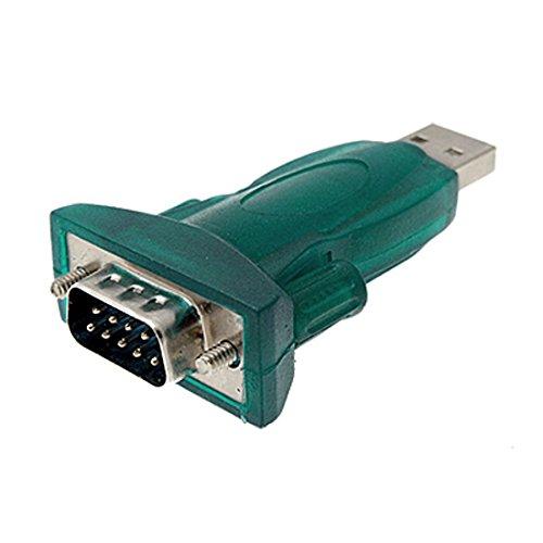 SODIALR Convertidor/Adaptador Serie USB 2.0 RS232