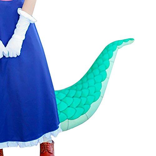 Aufblasbar Zubehör Anime Cosplay Kostüm Verrücktes Kleid Merchandise (Cosplay-anime-charaktere)