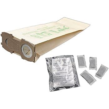 20 Staubsaugerbeutel geeignet Vorwerk Kobold 122 20 Duft
