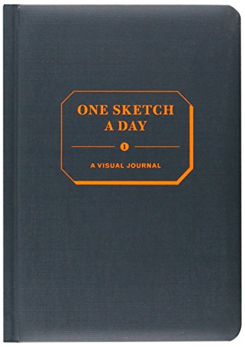 One-Sketch-A-Day-A-Visual-Journal