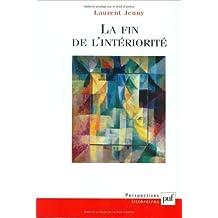 El fin de la interioridad (Fronesis) (Spanish Edition)