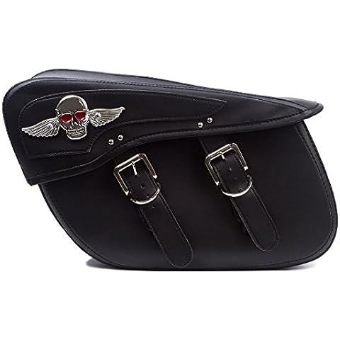 Motocicleta Sissy Bar bolsas