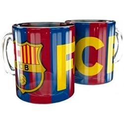 Mug Cristal Bandera FCBARCELONA