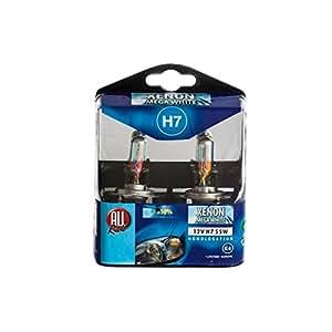 All Ride 871125201234 Ampoules Carlight 12 V Kit Xenon H7-Super Blanc