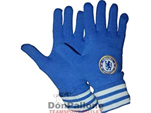 Adidas gants Chelsea London - S