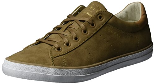 Esprit Miana, Sneakers Basses Femme Marron (Taupe 241)