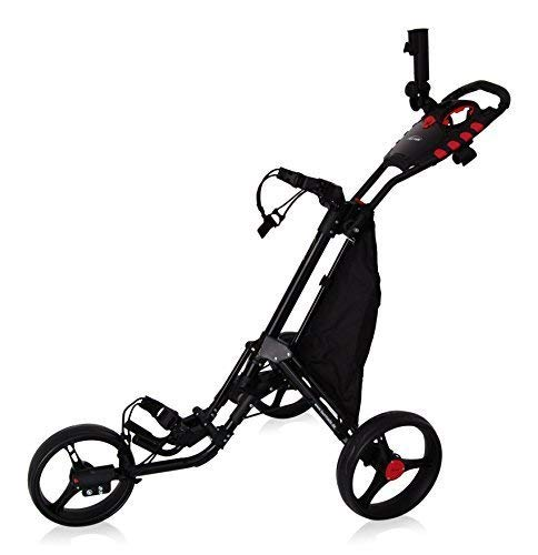 tour-made rt-140 3 Roues Golf Trolley à Pousser pushtrolley...