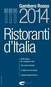Ristoranti d'Italia 2014