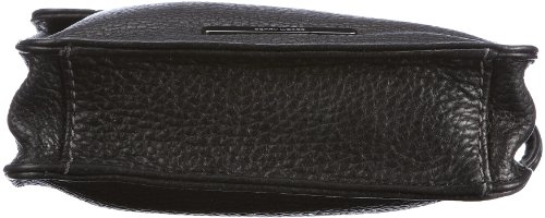 Gerry Weber Flap Bag XS 08/90/02016-900, Borsa donna, 16x18x4 cm (L x A x P) Nero