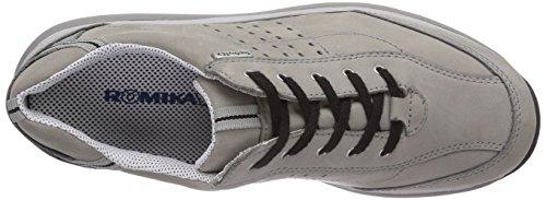 Romika Gabriele 10 Damen Sneakers Grau (ash-767)