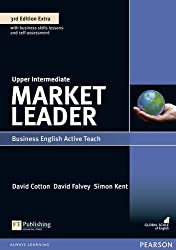 Market Leader 3rd Edition Upper Intermediate Active Teach