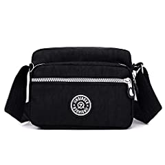 Idea Regalo - Outreo Borse a Spalla Casuale Borsello Donna Borse da Moda Leggero Borsa Tracolla Impermeabile Sacchetto Sport Bag Borsetta Ragazze