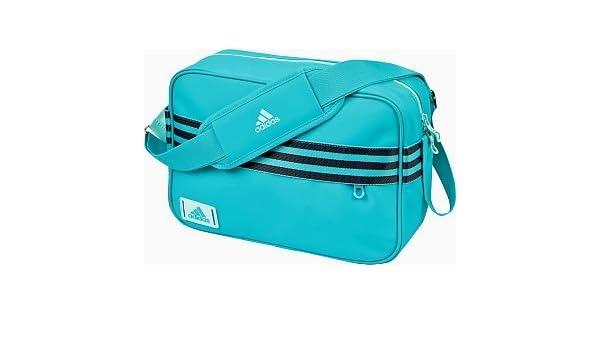 Adidas Enamel Messenger Bag - Mint 5522d6499bc80