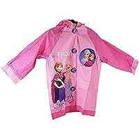 DIECH Kids Hooded Raincoat