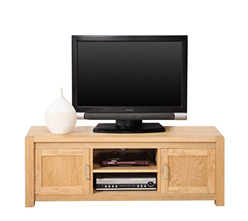 ACTUAL DIFFUSION 642CC OSLO Meuble TV Hifi Bois 40 x 140 x 50 cm