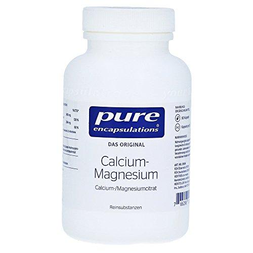 Calcium/Magnesium (Citrat) 90 veg. Kapseln PEU