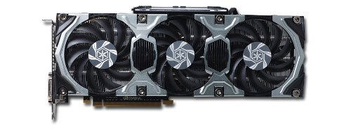 3GB GeForce GTX 780 iChill HerculeZ X3 Ultra DHS Edition Grafikkarte