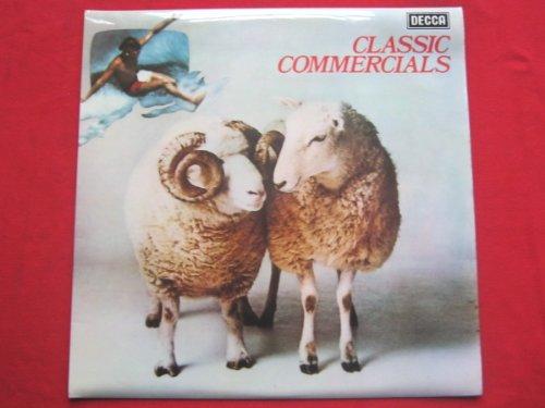 Classic Commercials LP Decca SPA555 EX/EX 1979 music from commercials for Hovis, Hamlet & Cadbury's Fruit & Nut
