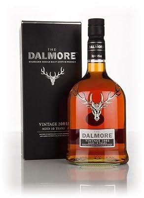 Dalmore 10 Year Old 2003 Single Malt Whisky
