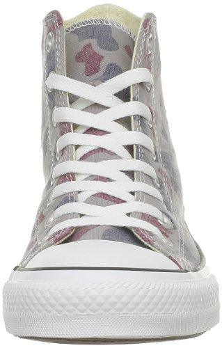 Converse All Star Chuck Taylor HI PHAETON GRAY Unisex Limited Edition 'Washed Camo' 136830C 7.5 MENS 9.5 WOMENS 7.5 UK 41 EU 26 CM Grau (Gris Camo)