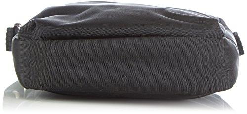 Bogner TALENT 2 0043881 Herren Umhängetaschen 18x24x4 cm (B x H x T) Schwarz (black/teak 090)