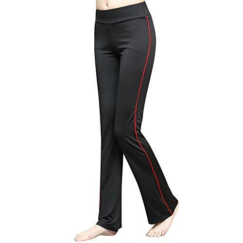 Beonzale Sommer Damen Fitnesshose Gerade Schlanke SaugfäHige Atmungsaktive Yogahose Yoga-Fitness-Hose Fitnesshose - Cord-snowboard-hose