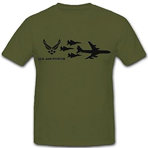 US air force avion américain bomber kampfflugzeug aviateur luftstreitkraft états-unis