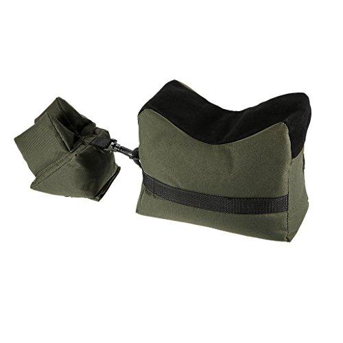 perfk Schießauflage Set Gewehrauflage - Armeegrün
