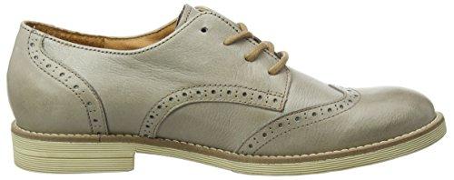 Froddo M&AumlDchen Girls Shoes Beige G4130049-1 Brogue Schnürhalbschuhe - 6
