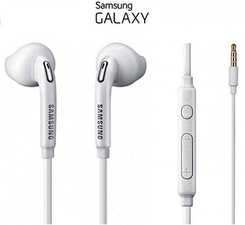 Samsung- Original-EG920BW in-Ear-Kopfhörer mit In-Ear-Headset Galaxy S6/S6Edge/S7/S7Edge/S8/S8Plus, keine - Samsung Handy 2 Note