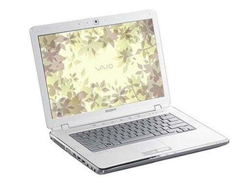 Sony Vaio VGN-CR21S/W 14,1 Zoll WXGA Notebook (Intel Core 2 Duo T7250, 2GB RAM, 160GB HDD, DVD+- DL RW, Vista Premium) Hdd 14.1 Wxga Dvd