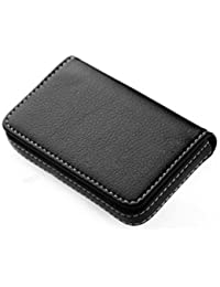 TruGud Stitched Leather Visiting Card Holder For Keeping Business Cards, Debit Cards, Credit Cards And More -...